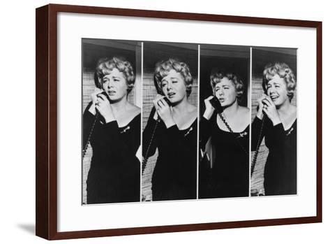 The Chapman Report, 1962--Framed Art Print