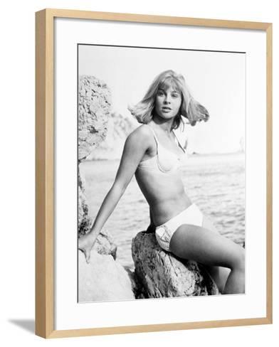 Darling, 1965--Framed Art Print