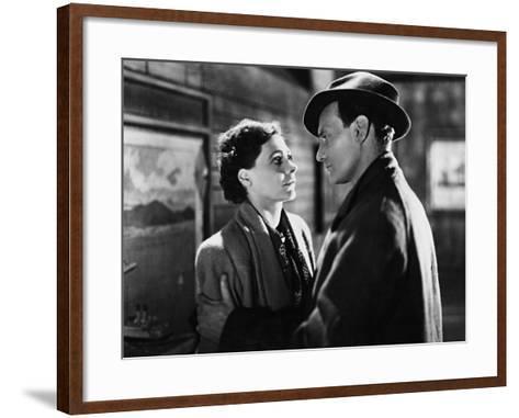 Brief Encounter, 1945--Framed Art Print