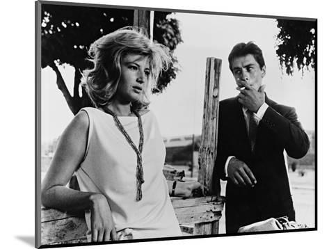 The Eclipse 1962 (L' Eclisse)--Mounted Photographic Print