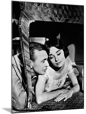 Love in the Afternoon, 1957--Mounted Photographic Print