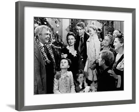 It's a Wonderful Life, 1946--Framed Art Print
