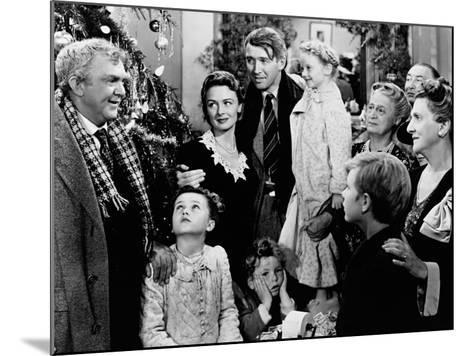 It's a Wonderful Life, 1946--Mounted Photographic Print