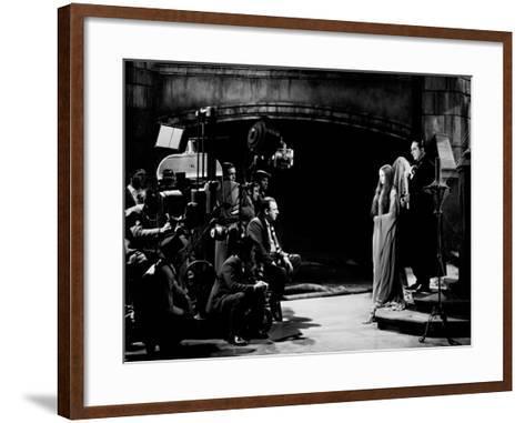 Mark of the Vampire, 1935--Framed Art Print