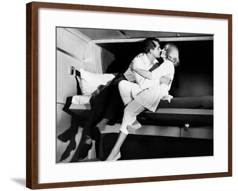 North by Northwest, 1959--Framed Art Print