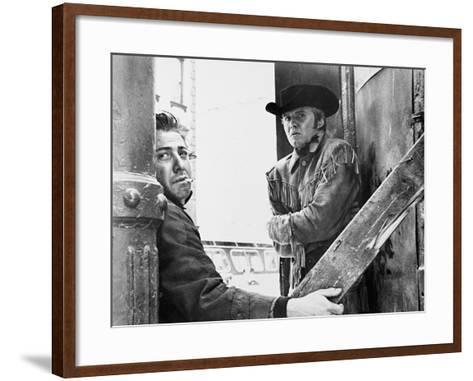 Midnight Cowboy, 1969--Framed Art Print