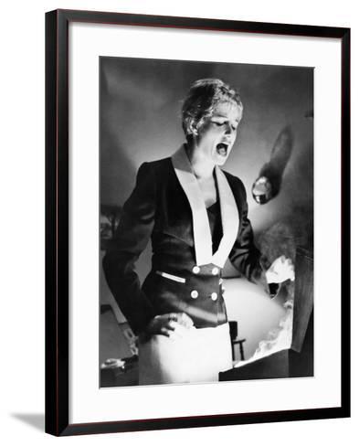 Mickey Spillane's Kiss Me Deadly, 1955--Framed Art Print