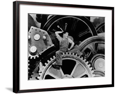Modern Times, 1936--Framed Art Print