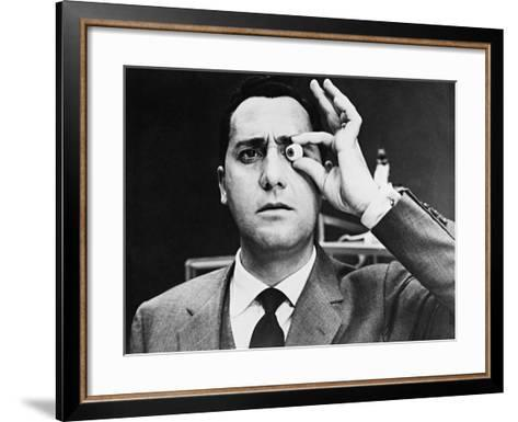 Il Boom, 1963--Framed Art Print
