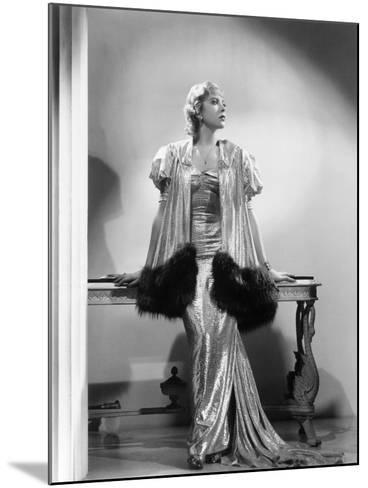 Ida Lupino--Mounted Photographic Print