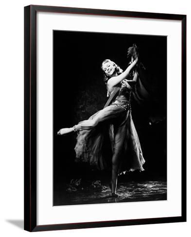 Salome: the Dance of the Seven Veils, 1953--Framed Art Print