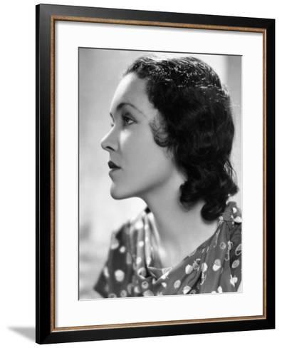 Okay, America!, 1932--Framed Art Print