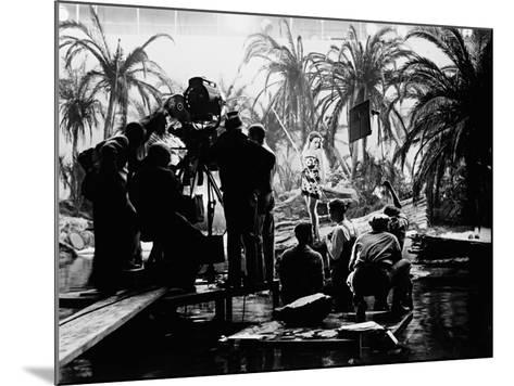 The Hurricane, 1937--Mounted Photographic Print