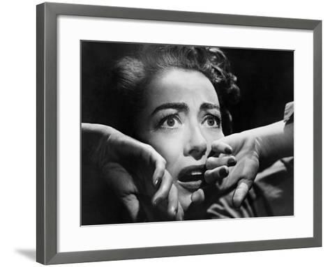 Sudden Fear, 1952--Framed Art Print