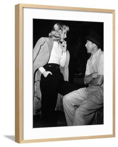 Double Indemnity, 1944--Framed Art Print