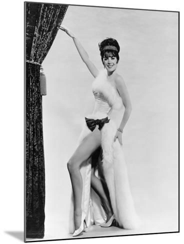 Gypsy, 1962--Mounted Photographic Print