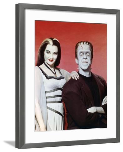 The Munsters, 1964--Framed Art Print