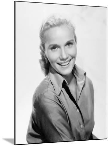 Eva Marie Saint, 1956--Mounted Photographic Print
