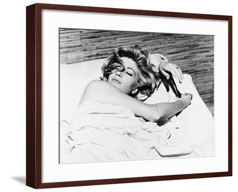 The Eclipse 1962 (L' Eclisse)--Framed Art Print