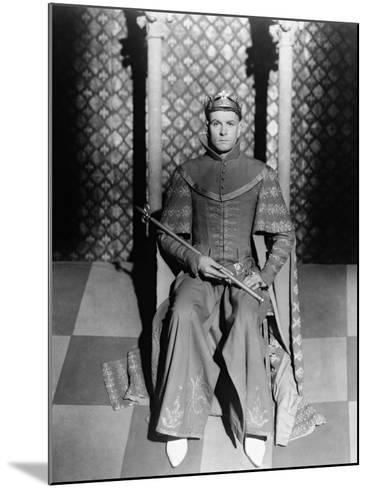 Henry V, 1944--Mounted Photographic Print