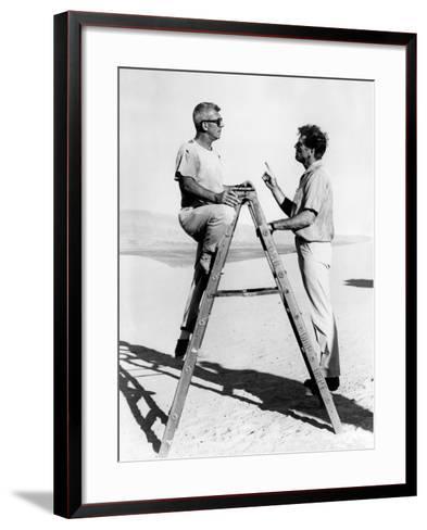 Elmer Gantry, 1960--Framed Art Print