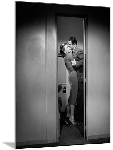 Human Desire, 1954--Mounted Photographic Print