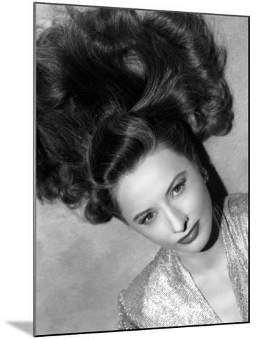 Barbara Stanwyck--Mounted Photographic Print