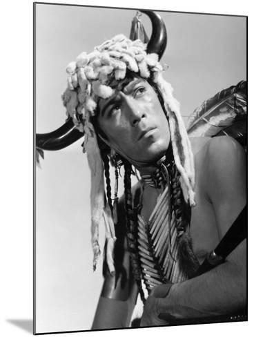 Buffalo Bill, 1944--Mounted Photographic Print