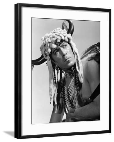 Buffalo Bill, 1944--Framed Art Print