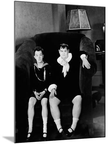 Brats, 1930--Mounted Photographic Print