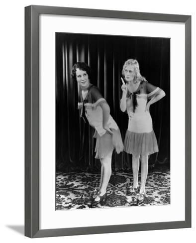 The Show of Shows, 1929--Framed Art Print
