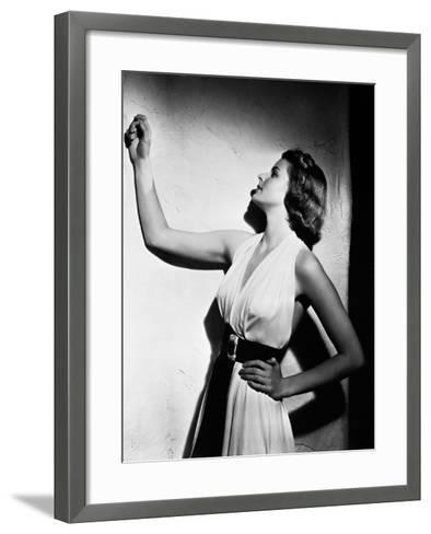 Intermezzo: A Love Story, 1939--Framed Art Print
