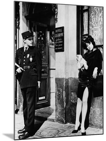 Irma La Douce, 1963--Mounted Photographic Print