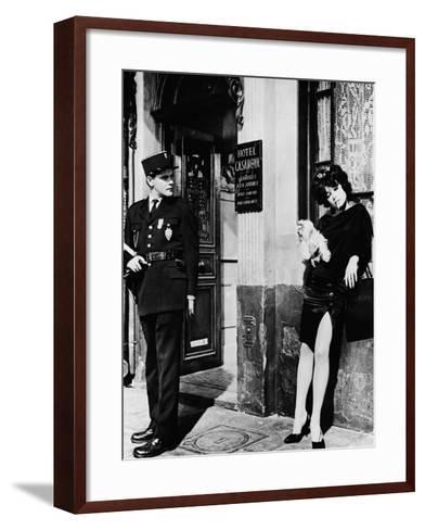 Irma La Douce, 1963--Framed Art Print