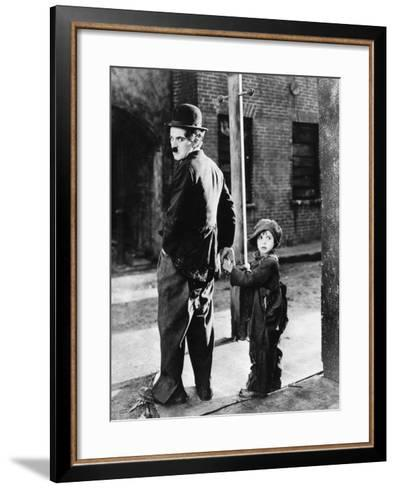 The Kid, 1921--Framed Art Print