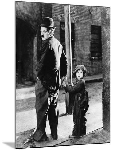 The Kid, 1921--Mounted Photographic Print
