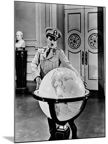 The Great Dictator, 1940--Mounted Photographic Print