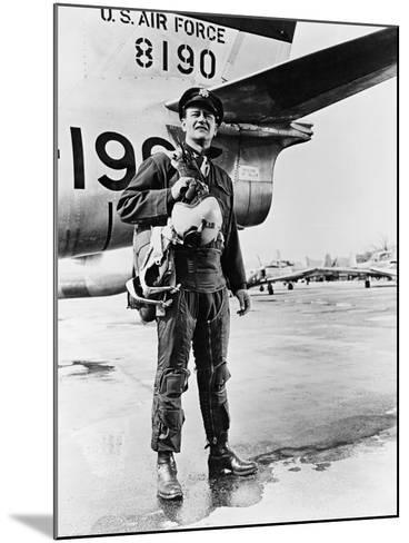 Jet Pilot, 1957--Mounted Photographic Print