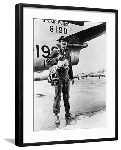 Jet Pilot, 1957--Framed Art Print