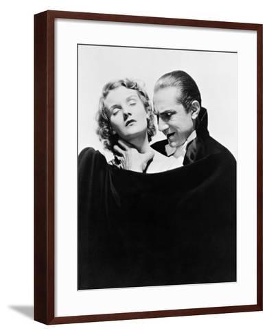 Dracula, 1931--Framed Art Print