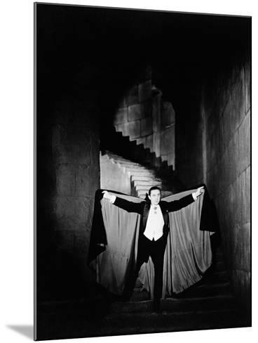 Dracula, 1931--Mounted Photographic Print
