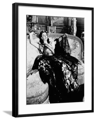That Hamilton Woman, 1941--Framed Art Print