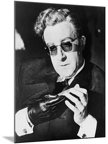 Dr. Strangelove, 1964--Mounted Photographic Print