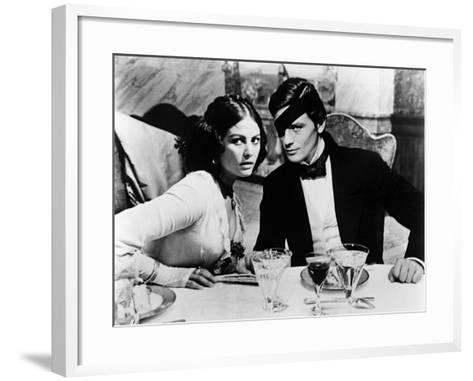 The Leopard 1963 (Il Gattopardo)--Framed Art Print