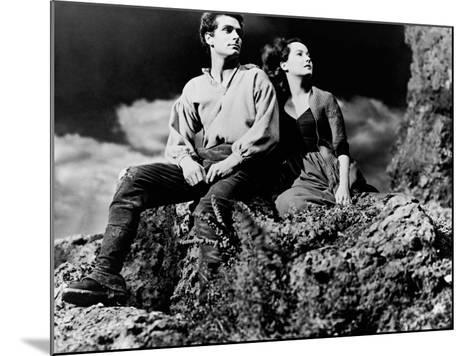 Wuthering Heights, 1939--Mounted Photographic Print