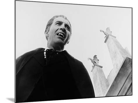 Dracula, Prince of Darkness, 1966--Mounted Photographic Print