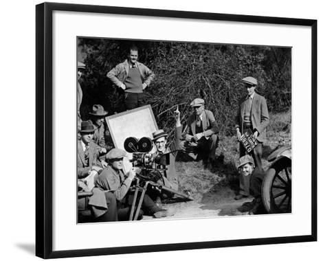 Welcome Danger, 1929--Framed Art Print