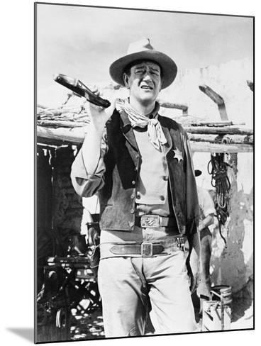 Rio Bravo, 1959--Mounted Photographic Print