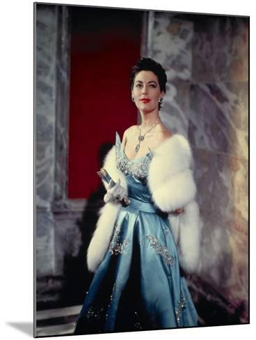 The Barefoot Contessa, 1954--Mounted Photographic Print