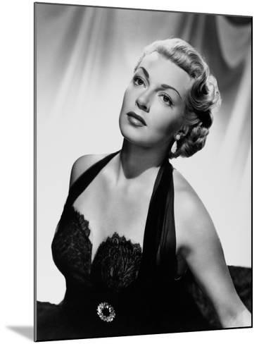 The Bad and the Beautiful, 1952--Mounted Photographic Print